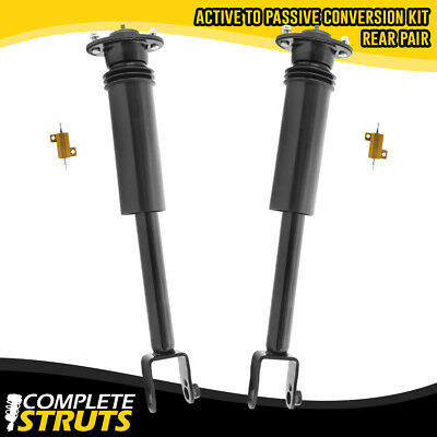 2003-2007 Cadillac CTS Rear Active to Passive Suspension Conversion Kit Pair