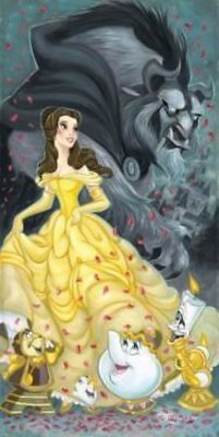 """""""Belle and the Beast"""" By Tim Rogerson"""