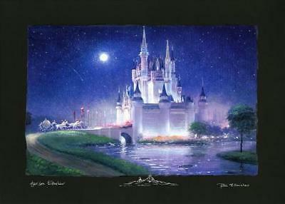 """Cinderella's Grand Arrival"" (Deluxe, Chiarograph) by Peter and Harrison Ellensh"