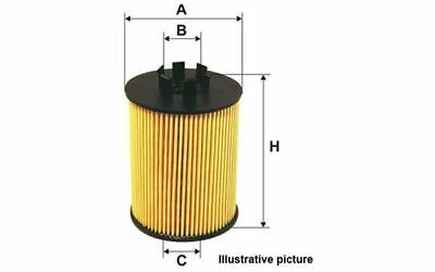 OPEN PARTS Oil Filter For CITROEN NEMO FIAT PUNTO CROMA SUZUKI SX4 EOF4031.10