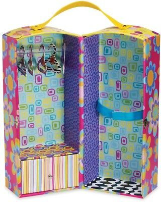 Manhattan Toy Groovy Girls Coolicious Closet Play Kit Holds Dolls Accessories