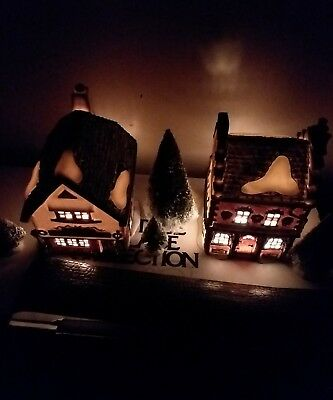 Dept 56 Dickens Village  Series Start a Tradition Set of 13 - 58327 Missing Snow