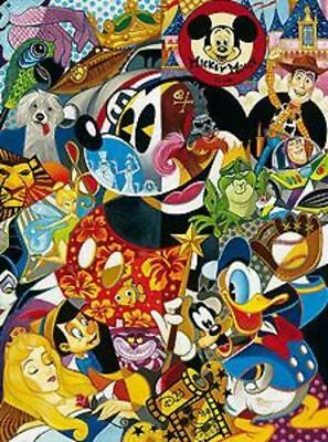 """""""In the Company of Legends"""" by Tim Rogerson with Mickey Mouse and Friends"""