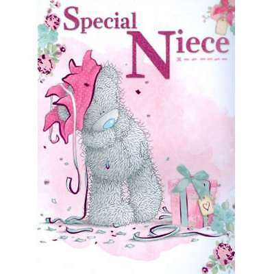 Carte blanche greetings me to you someone special teddy carte blanche me to you large special niece card greetings card new office m4hsunfo