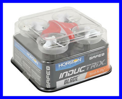 Blade Inductrix BNF Bind In Fly Ultra Micro RC Ducted Fan Quadcopter BLH8780