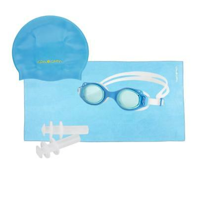 NEW Comocean Junior Silicone Swim Set By Anaconda