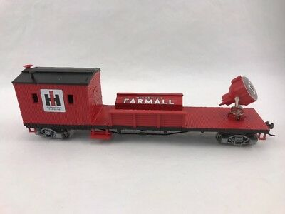 """Farmall Delivers Express"" Spot Light Train Hawthorne village"