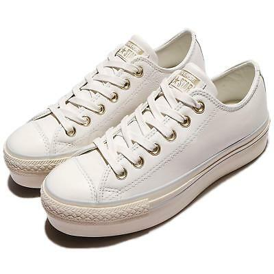 CONVERSE CHUCK TAYLOR All Star Platform White Ivory Women Shoes ...