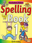 Spelling Book 1: for Year 1 (Curriculum Visions Spelling (6 Pupil Books & 6 Teac