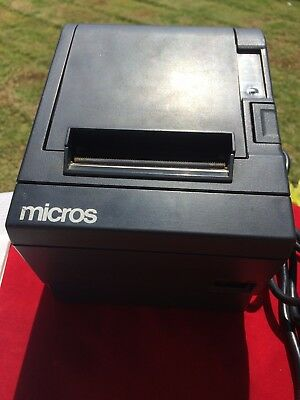 epson micros mt-t88III thermal printer in good condition ( no ac adapter)
