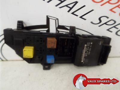 vauxhall vectra c 02-08 fuse box and body control module 13223678 *tech2  reset
