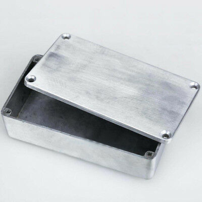 1590B Style Professional Effects Pedal Aluminum Stomp Box Enclosure for Guitar