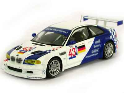 bmw e46 m3 gtr 24h spa 2004 priaulx 1 43 neu ovp. Black Bedroom Furniture Sets. Home Design Ideas