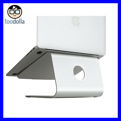 RAIN DESIGN mStand aluminium desktop stand for Apple MacBook/MacBook Pro, Silver