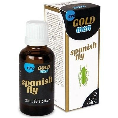 Afrodisiaco Sessuale Erotico Ero Spanish Fly Gold Strong For Men