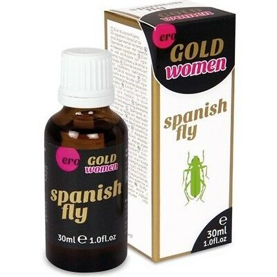 Afrodisiaco Sessuale Erotico Ero Spanish Fly Strong Gold For Women