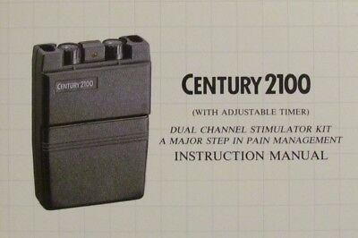 Century 2100 Duel Channel Rehab Kit