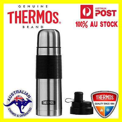 THERMOS Dura-Vac® Slimline Vacuum Insulated Flask 500ml +Bonus Sports Bottle Top
