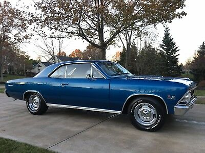 1966 Chevrolet Chevelle SS 1966 Chevy Chevelle SS * True 138 VIN SS! 396 /4 Speed * Posi! Gorgeous!