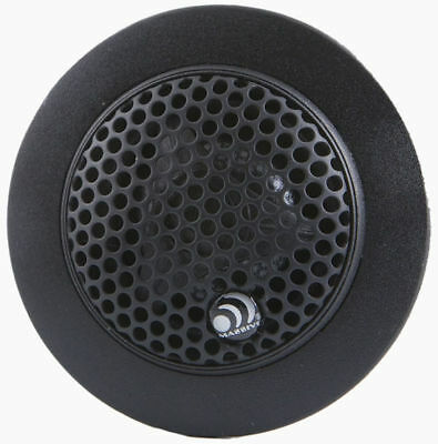 "Massive Audio CT 2II 1.1"" (160W RMS) Surface/Angle/Flush Mount Dome Tweeters"