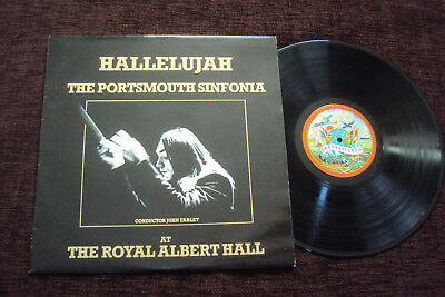 "The Portsmouth Sinfonia.""Hallelujah"".EX/NM.L 35372"