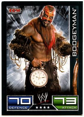 Boogeyman - Topps WWE Slam Attax 2008 Wrestling Card (C627)