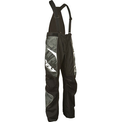Men's FLY Racing SNX PRO Snowmobile Bibs Winter Snow Bib Pants 470-2020