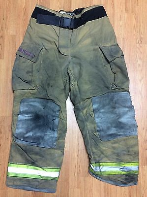 Globe G-Xtreme Firefighter Bunker Turnout Pants 40 x 32 - 2005