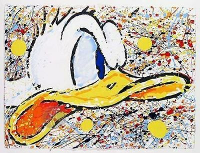 """More Bang For Your Duck"" Donald Duck by David Willardson"