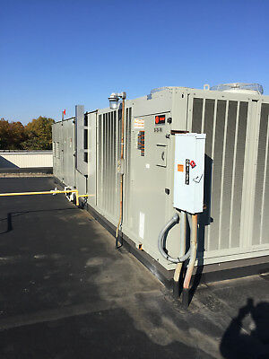Trane 50 Ton Rooftop Heating/Cooling Unit 2015 Model