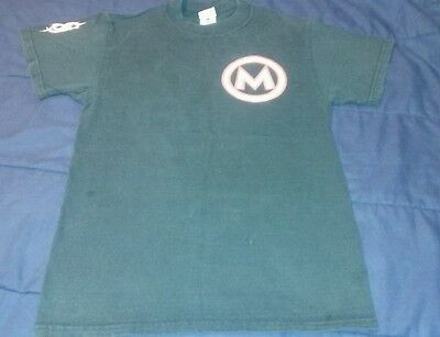 Vintage Rare 2000 Slipknot Maggot Corps T-Shirt Pre-Owned Size Small