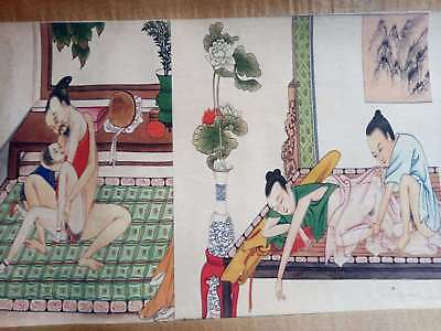 ancient calligraphy and painting art collections paintings sex education 230cm B
