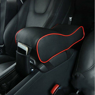 Universal Car Seat Center Console Armrest Cushion Pillow Arm Support Pad Comfort
