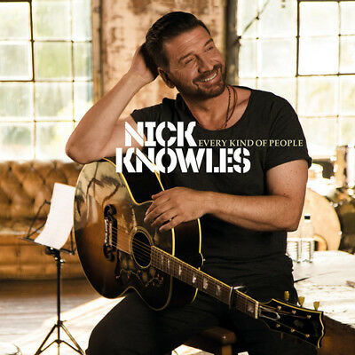 Nick Knowles : Every Kind of People CD (2017) ***NEW***