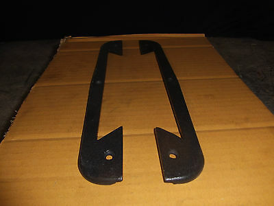 WAY WIPERS FOR BRIDGEPORT SERIES I MILL (Painted Black)