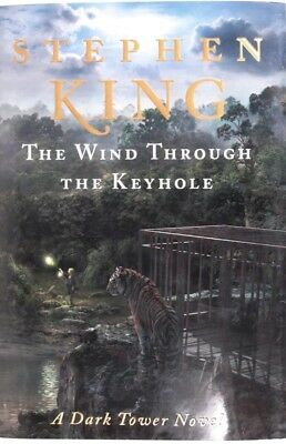 The Wind Through the Keyhole Hardcover Stephen King Dark Tower