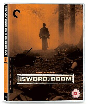 The Sword of Doom - The Criterion Collection (Restored) [Blu-ray]