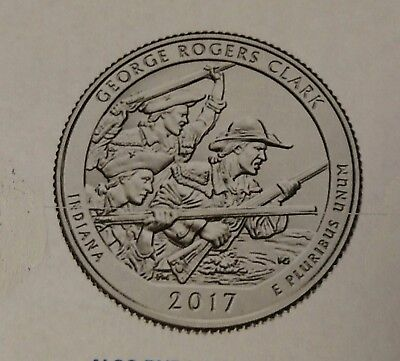 """2017 George Rogers Clark – D  """"now Available To Ship"""""""