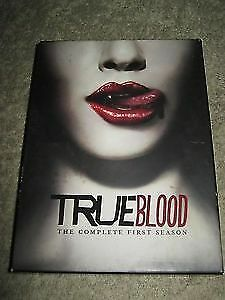True Blood Complete First Season 5 Disc Set Great Collection Dvd Movie