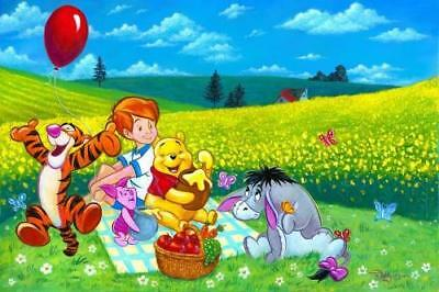 """""""Summer Picnic"""" By Tim Rogerson"""