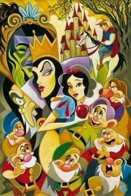 """""""The Enchantment of Snow White"""" By Tim Rogerson"""