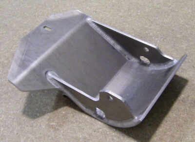 YAMAHA GRIZZLY 600 REAR SKID PLATE .190 Thick / GRIZZLY 600 SKIDS