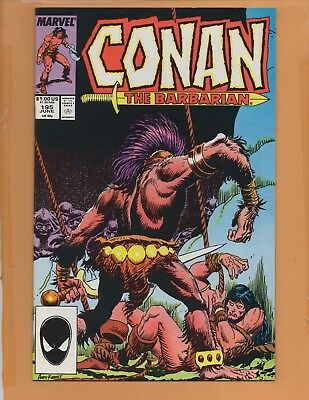 Conan The Barbarian # 195 NM to NM+
