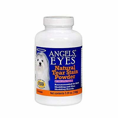 Tear-Stain Remover for Dogs and Cats ,Angels Eyes Chicken Formula , 150 g