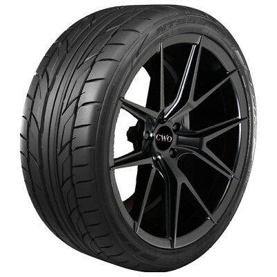 2-NEW 285/35ZR20 Nitto NT555 G2 104W XL Tires