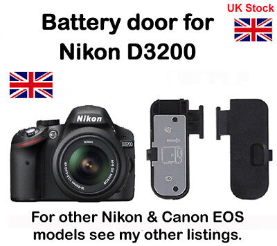 Battery Door cover for Nikon D3200