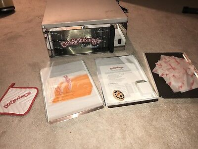 OTIS SPUNKMEYER Cookie Convection Oven with Accessories