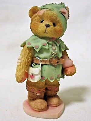 Cherished Teddies ROBIN Hood You Steal My Heart Bear 156434 1995