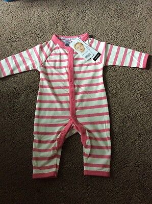 Bonds Baby Girls Stretchies Long Suit BNWT Size 000