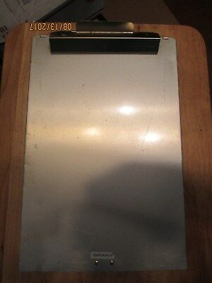"Saunders Light Weight Aluminum ""Police Issue"" 9x14 Storage Unit/Clipboard"